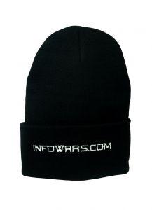 Infowars Folded Knit Beanie