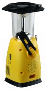 KA249W Radio Lantern