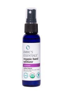Emric's Essentials Lavender Organic Hand Sanitizer