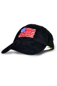 Legalize Freedom Flag Hat front view