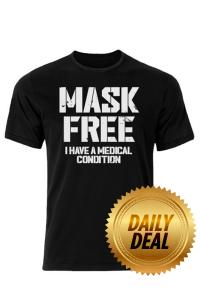 Mask Free T-Shirt