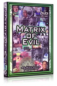 Front cover of Matrix of Evil DVD