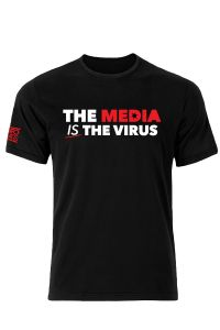 The Media Is The Virus T-Shirt