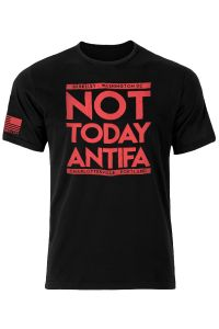 Not Today Antifa T-Shirt