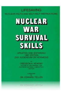 Front cover of Nuclear War Survival Skills book