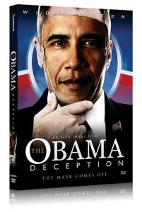 Front cover of The Obama Deception DVD