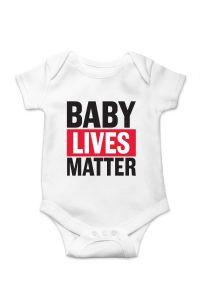 Baby Lives Matter Onesie