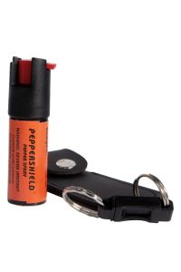 Personal Safety Spray & Leather Holster