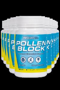 Pollen Block: 10 Pack