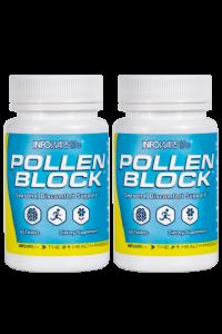 Pollen Block: 2 Pack