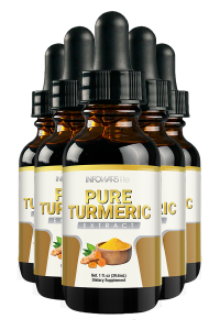 Pure Turmeric Extract 5-Pack