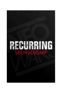 Recurring Sponsorship
