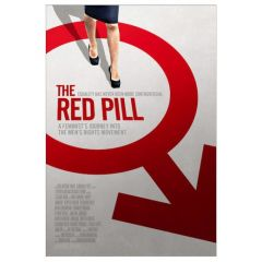 Front cover of The Red Pill DVD