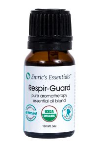 Organic Respir-Guard Essential Oil Blend By Emric's Essentials