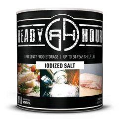 Iodized Salt (1,965 servings)