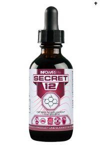 Secret 12 - Vitamin B-12
