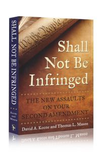 Front cover of Shall Not Be Infringed book