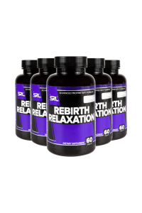 Rebirth Relaxation 5-Pack