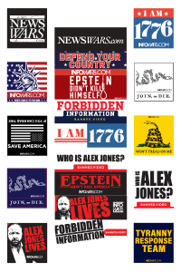 Operation Infowars Sticker Pack
