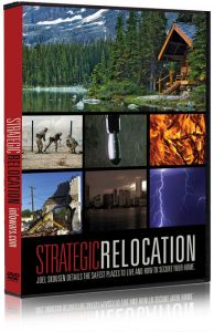 Front cover of Strategic Relocation DVD