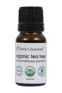 Organic Tea Tree Essential Oil By Emric's Essentials