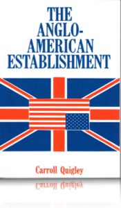 Front cover of The Anglo-American Establishment by Carroll Quigley