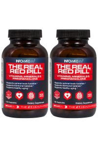 The Real Red Pill: 2 Pack