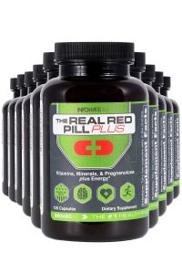 10 Bottle Of Infowars Real Red Pill Plus