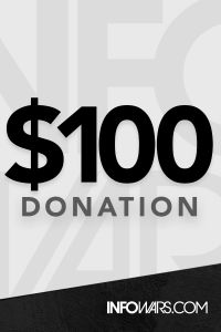 One Time $100 Donation