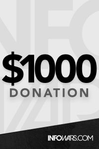One Time $1000 Donation