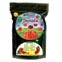 Heirloom Organics Tomato Pack