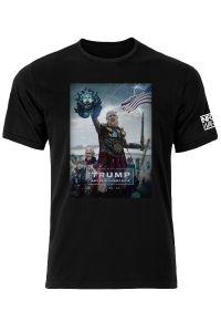 Trump Medusa T-Shirt