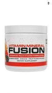 Vitamin Mineral Fusion