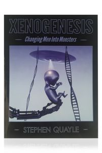 Front cover of Xenogenesis book by Stephen Quayle