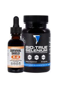X-2 Bio True Selenium Combo