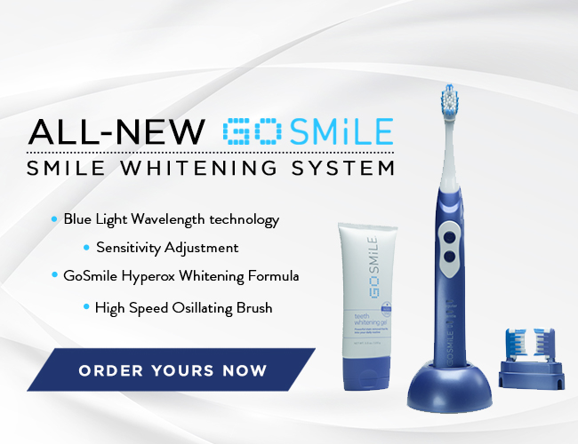 Go Smile Is Now Available