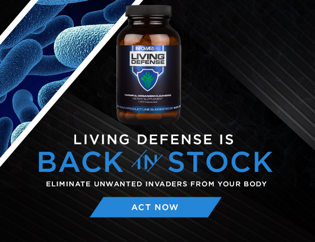 Living Defense Is Back In Stock