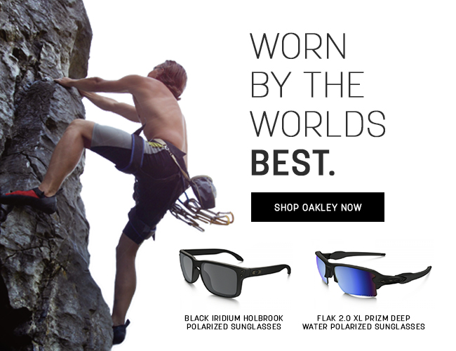 Oakley Now At Infowars Store