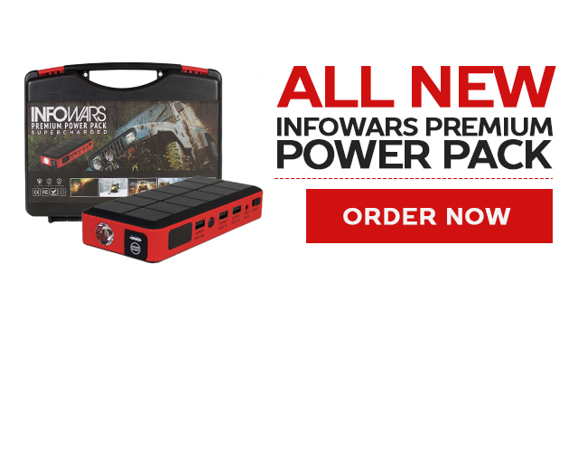 Infowars Power Pack