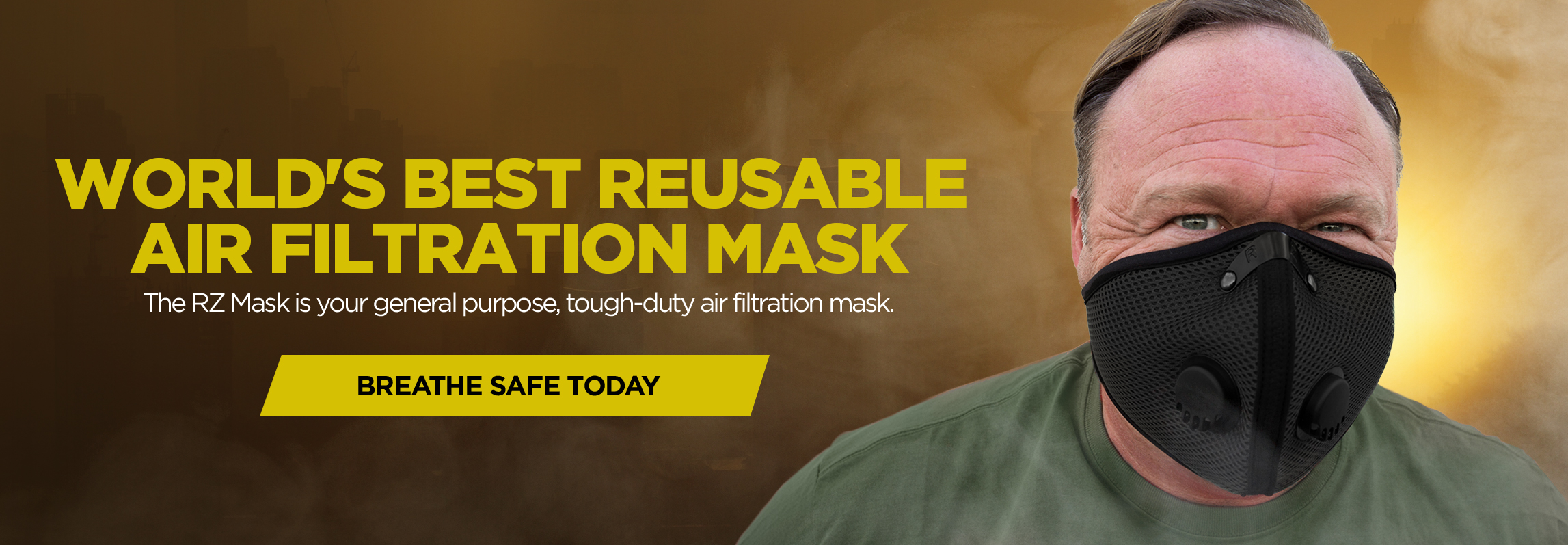 RZ Mask Now Available